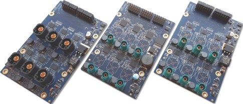 Xylon Launches Three New Fmc Expansion Boards Featuring