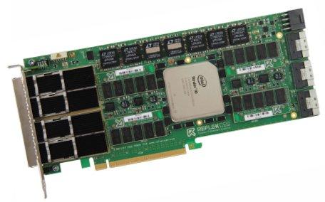 Stratix 10 FPGA: REFLEX CES launches an 800G acceleration card