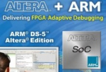 Altera and ARM Expand Strategic Partnership for SoC Development Tools
