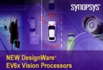 Synopsys' Next-Generation Embedded Vision Processors Boost Performance up to 100X