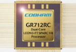 Cobham Gaisler's HiRel GR712RC processor was launched on February 21, 2019 onboard the SpaceIL mission to the Moon