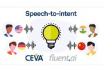 CEVA Partners with Fluent.ai to Offer Multilingual Speech Understanding Solutions for Intelligent Edge Devices