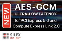 silex-insight-ultra-low-latency-aes-gcm-crypto-engine-pcie-5-0-cxl-2-0